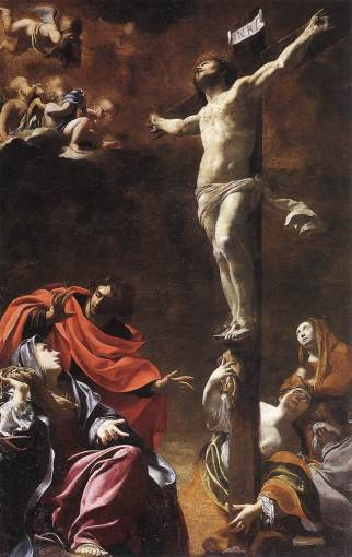 Simot Vouet's The Crucifixion